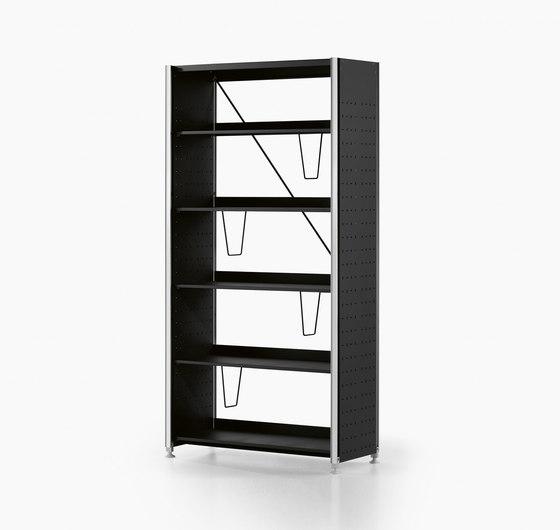 Marciana Library Shelving by Guialmi | Shelving