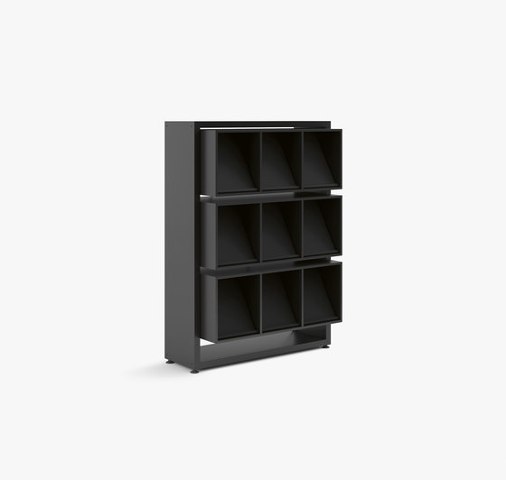 V2 Library Shelving de Guialmi | Estantería