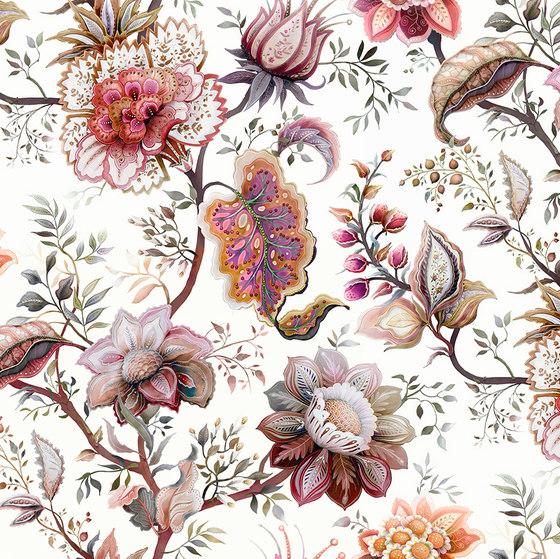 Paradisso | Colour Dahlia 01 by DEKOMA | Drapery fabrics