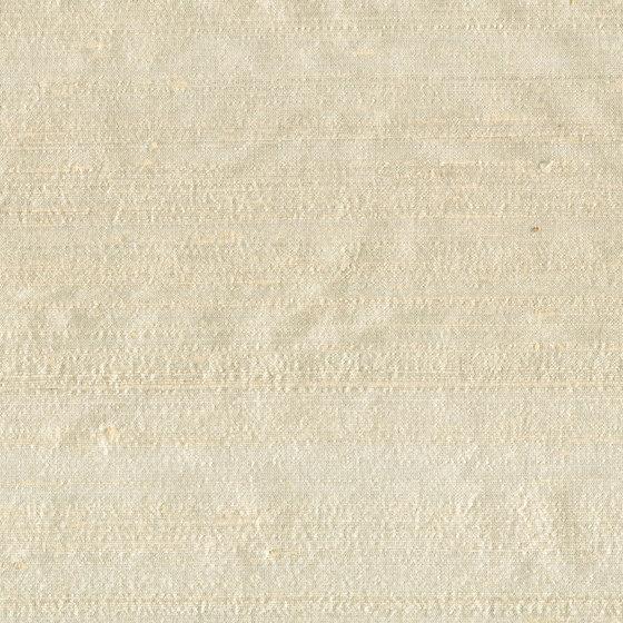 Indian Silk | Colour Cream 04 by DEKOMA | Drapery fabrics