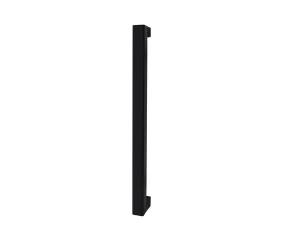 Pull handle ES3 (83) di Karcher Design | Piastre spinta porta