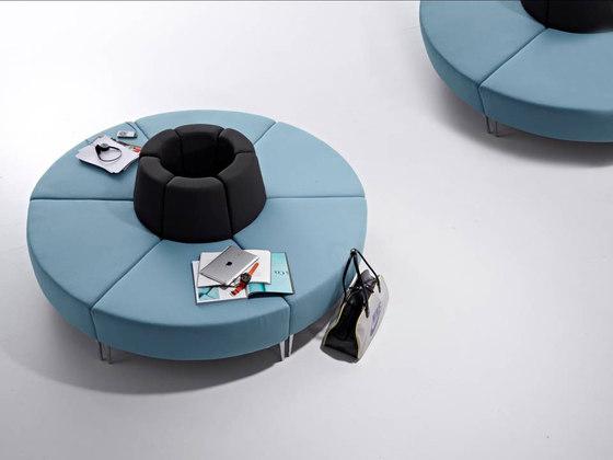 In.Motion Modular Sofa System von Guialmi | Sitzinseln
