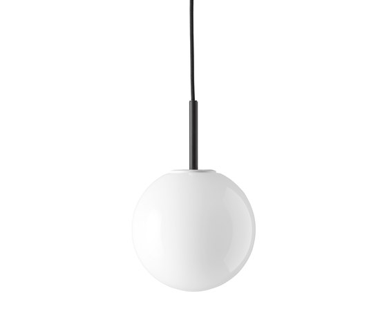 TR Bulb | Shiny Opal Pendant by MENU | Suspended lights