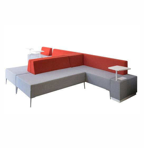 In.Motion Modular Sofa System de Guialmi | Sofás
