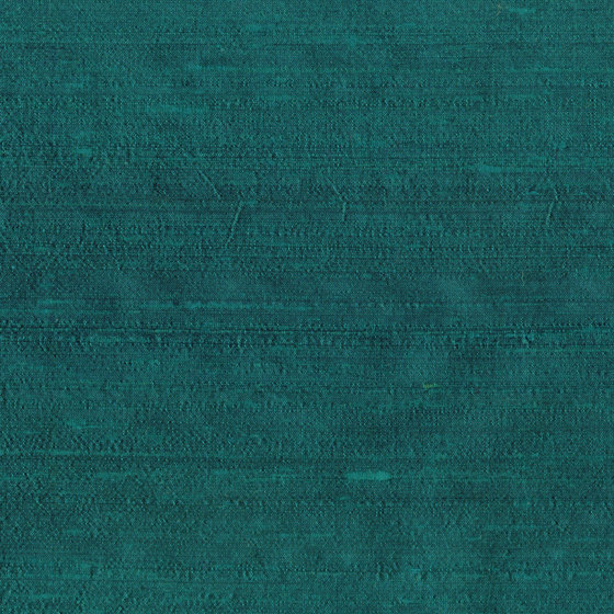 Indian Silk | Colour Emerald 37 by DEKOMA | Drapery fabrics