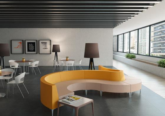 In.Motion Modular Sofa System von Guialmi | Sofas