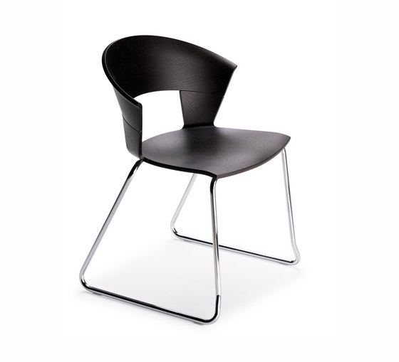 Basilissa Contract Chair by Guialmi | Chairs
