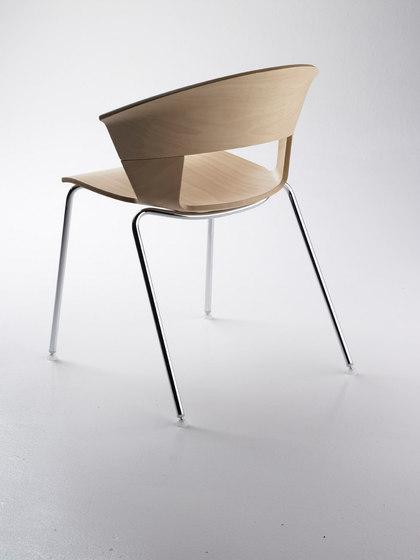 Basilissa Contract Chair de Guialmi | Sillas