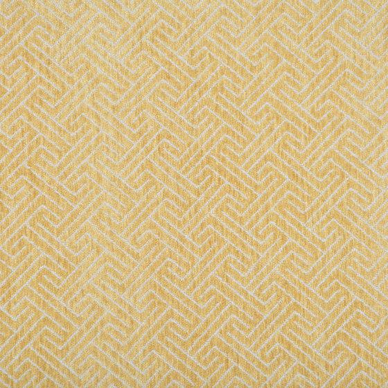 Maribel | Colour Yellow 42 by DEKOMA | Drapery fabrics
