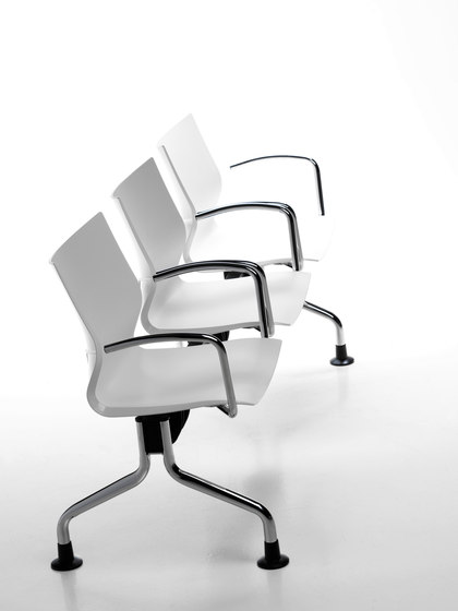 Nina Contract Chair by Guialmi | Benches