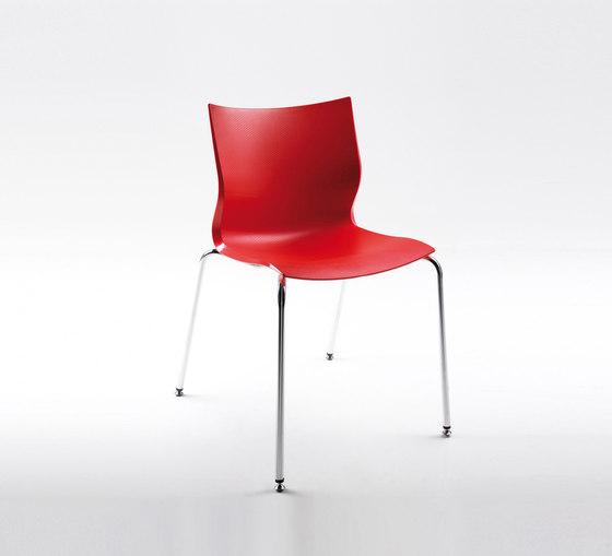 Nina Contract Chair de Guialmi | Sillas