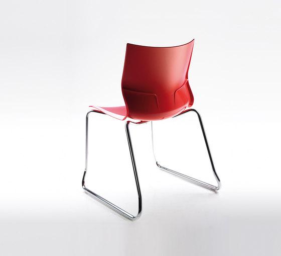 Nina Contract Chair di Guialmi   Sedie