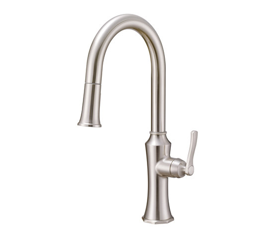 Draper® | Pull-Down Kitchen Faucet by Danze | Kitchen taps