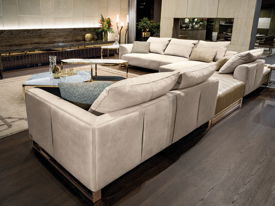 Fold by Longhi S.p.a. | Sofas