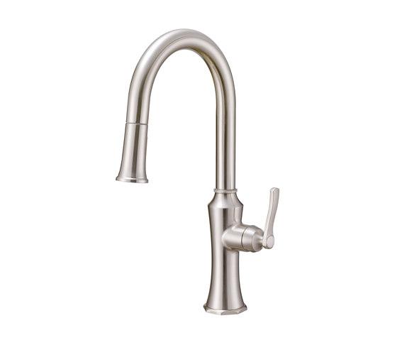 Draper® | Pull-Down Kitchen Faucet by Danze | Kitchen taps