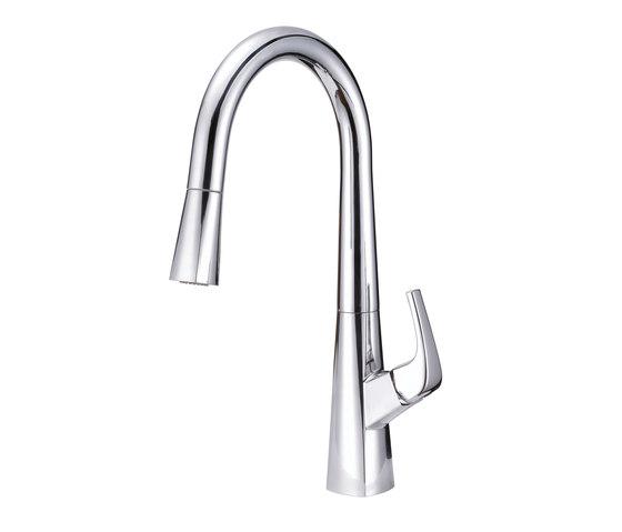 Vaughn™ | Pull-Down Kitchen Faucet by Danze | Kitchen taps