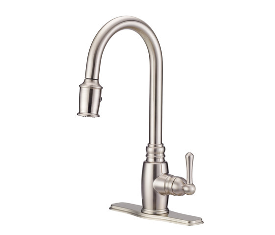 Opulence® | Pull-Down Kitchen Faucet by Danze | Kitchen taps