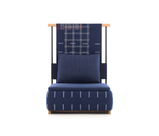 Lan small module with back de GAN | Sillones