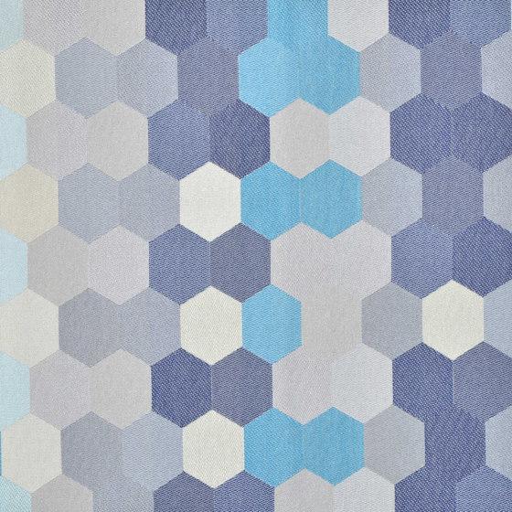 Octagon | Colour Zephyr 9010 de DEKOMA | Tejidos decorativos