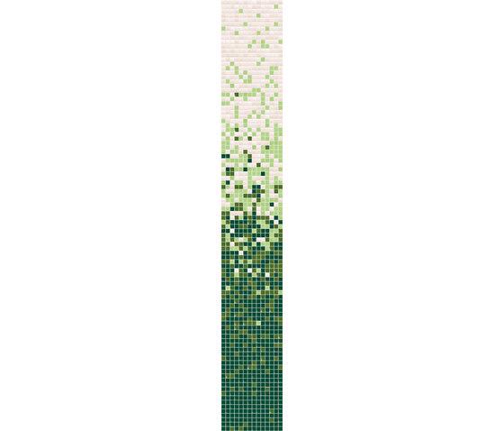 Gradations - Mauricio by Hisbalit | Glass mosaics