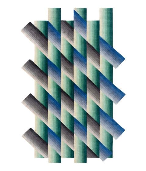 Mirage blue by GAN | Rugs