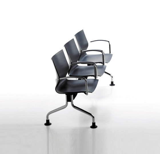 Nina Contract Chair by Guialmi   Benches
