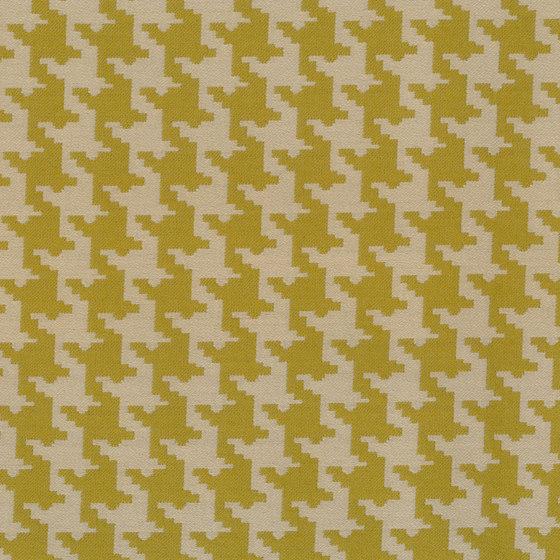 Gert | Colour Yellow 03 by DEKOMA | Drapery fabrics