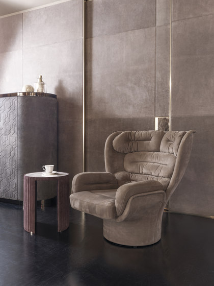Elda by Longhi S.p.a. | Armchairs
