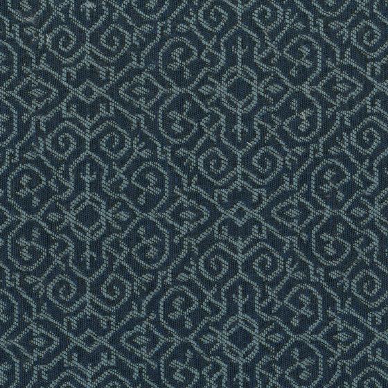 Otto | Colour Navy Blue 06 by DEKOMA | Drapery fabrics
