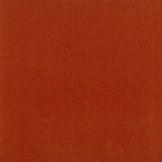 Renard   Colour Terracotta 64 by DEKOMA   Drapery fabrics