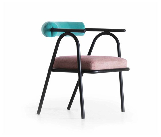 Baba | Small Armchair by My home collection | Chairs