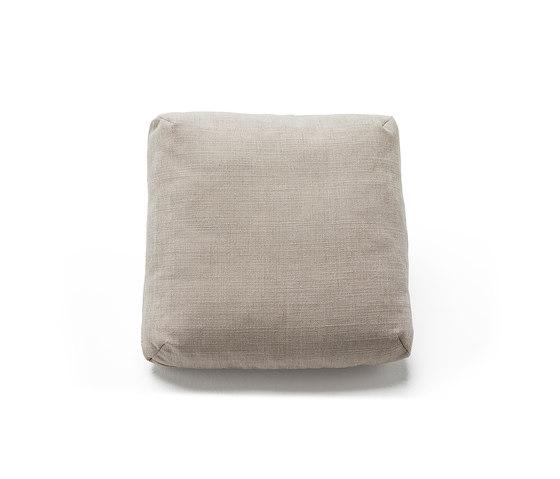 Pillows dim sum von viccarbe | Kissen