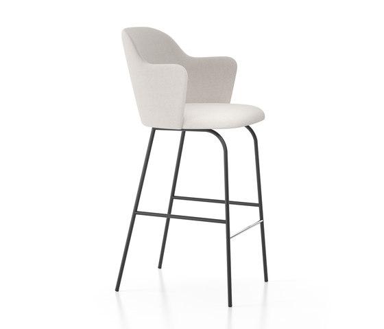 Aleta stool by viccarbe | Bar stools