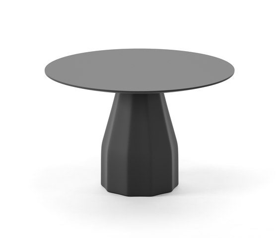 Burin Diamètre 120 de viccarbe | Tables de repas
