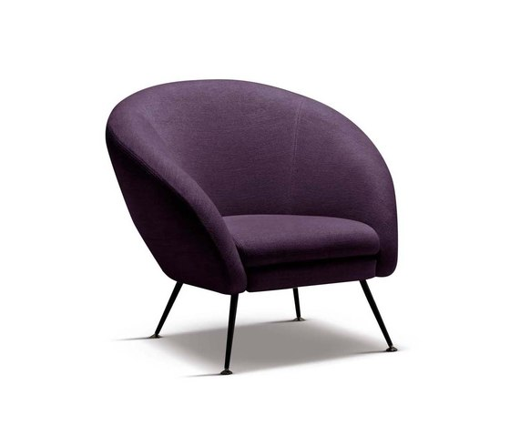 Ziggy | Armchair by My home collection | Armchairs