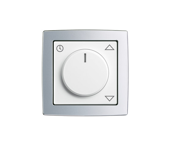Busch-Blind comfort switch by Busch-Jaeger | Shuter / Blind controls