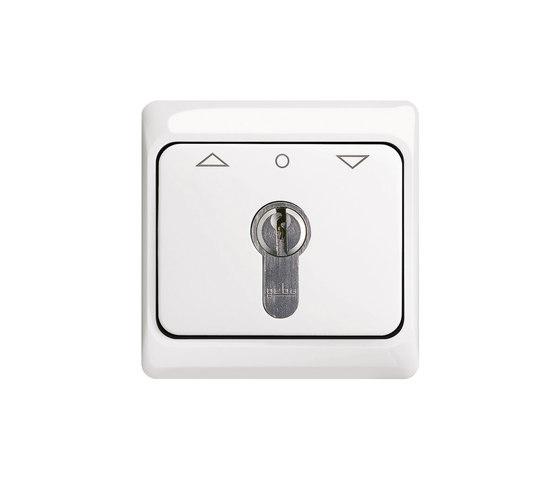 Blind key switch by Busch-Jaeger | Shuter / Blind controls