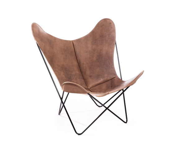 Hardoy | 80 years special edition Butterfly Chair de Manufakturplus | Fauteuils