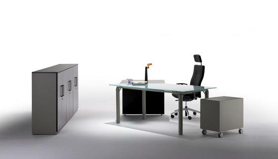 Layer Operative Desking System de Guialmi | Bureaux