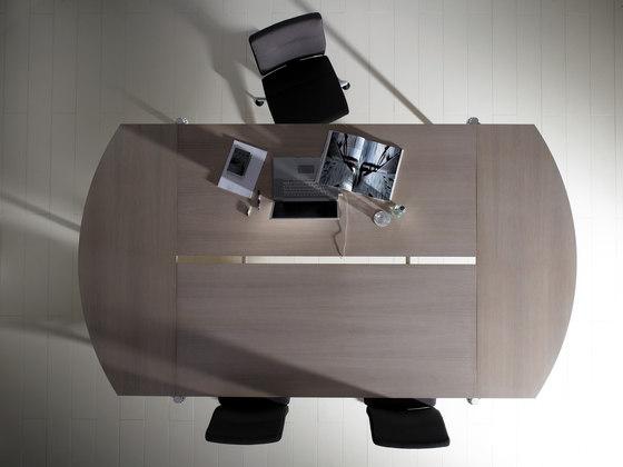 Layer Operative Desking System by Guialmi | Desks