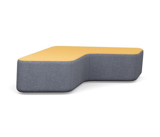 Nano Boomerang de SitOnIt Seating | Bancos