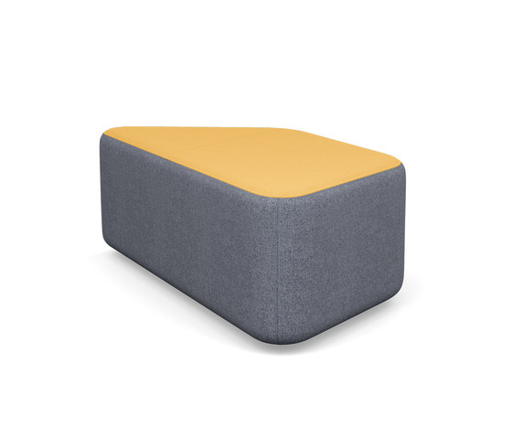Nano Trapezoid de SitOnIt Seating | Pufs