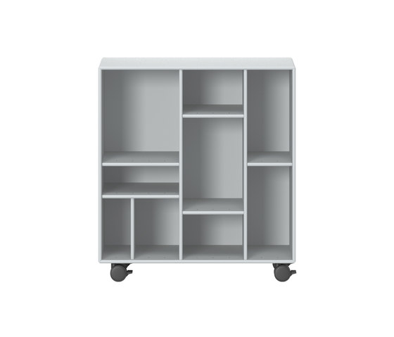 Montana Compile | Nordic by Montana Furniture | Shelving