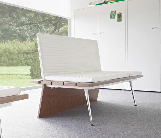 Panca Bench von Guialmi | Sitzbänke