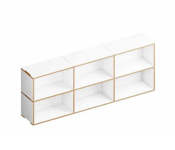 Benji Bookcase 6 3.2 de Morfus | Estantería