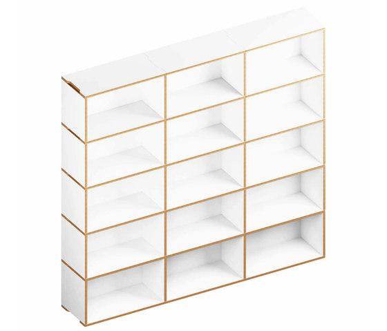 Benji Bookcase 6 3.5 de Morfus | Estantería