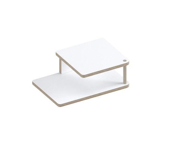 Peggi Bedside Table de Morfus | Mesas auxiliares