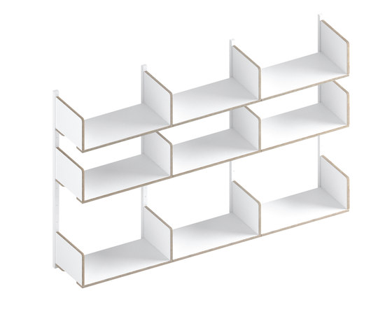 Walli 6 3.3 by Morfus | Shelving