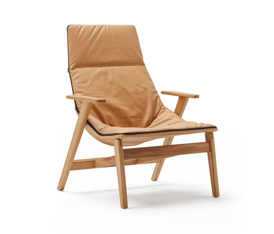 Ace wood by viccarbe | Armchairs