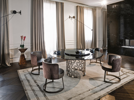 Manfred by Longhi S.p.a. | Dining tables